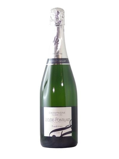 Champagne Lecrere Pontillard Brut 1° cru