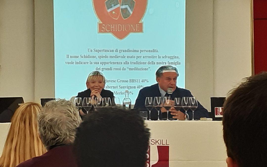 Serata con Jacopo Biondi Santi